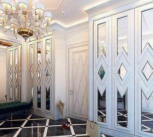 Двери с делителем наклейкой Минусинск