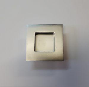 Ручка квадратная Серебро матовое Минусинск