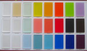 Акриловое стекло матовое для радиусных шкафов-купе и радиусных межкомнатных перегородок Минусинск