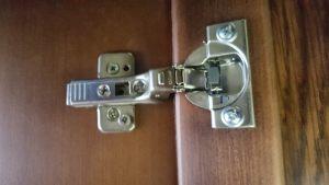 Петля для распашной двери с доводчиком Минусинск
