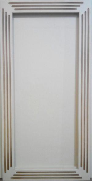 Рамочный фасад с фрезеровкой 2 категории сложности Минусинск