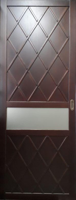 Вставка в дверь с фигурной филенкой Минусинск
