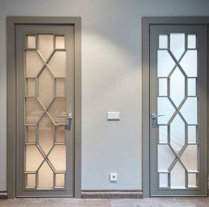 Двери с филенкой Минусинск