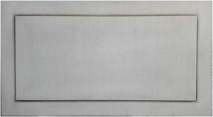 Вставка в дверь с филенкой шпон+патина Минусинск